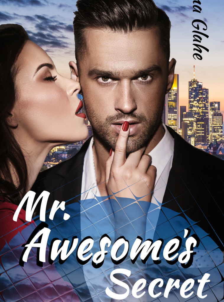 Mr Awesome Kindelcover