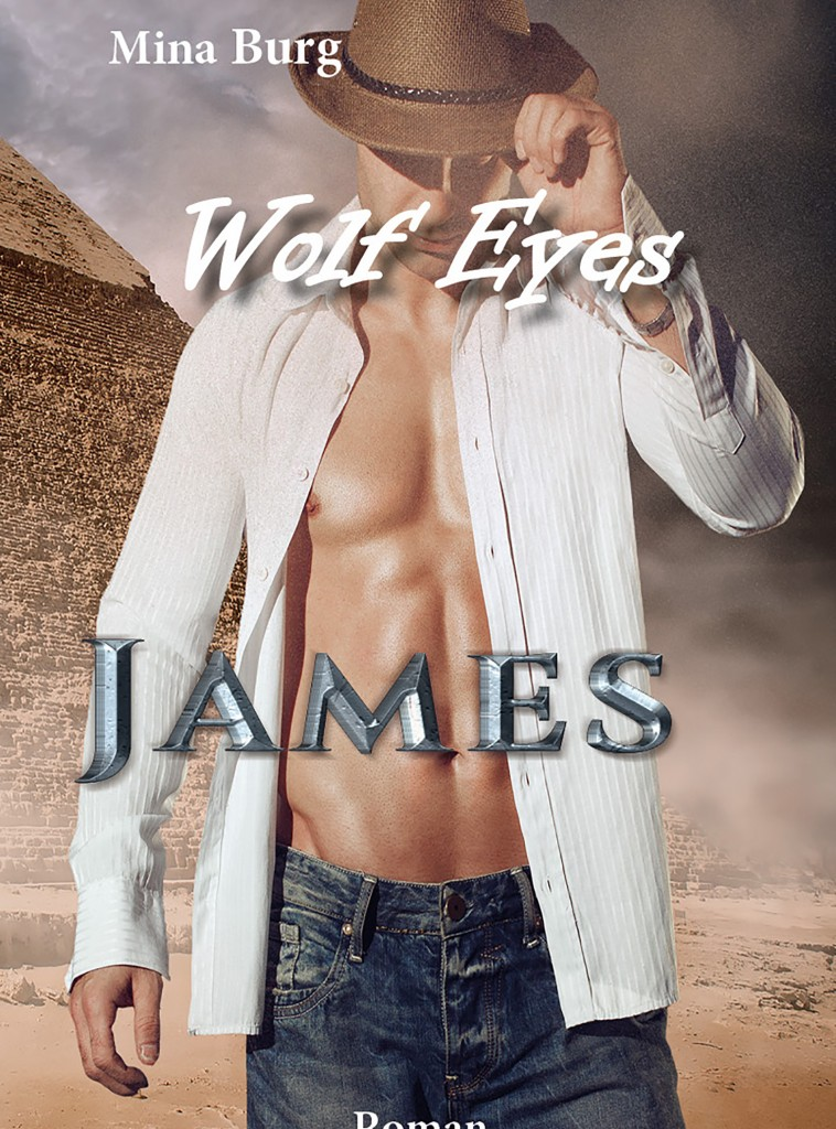 buchcover - Wolf Eyes - James - Kindle Covergroß