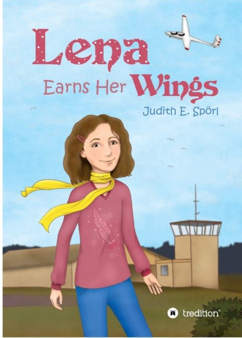 Lena  Earns Her Wings
