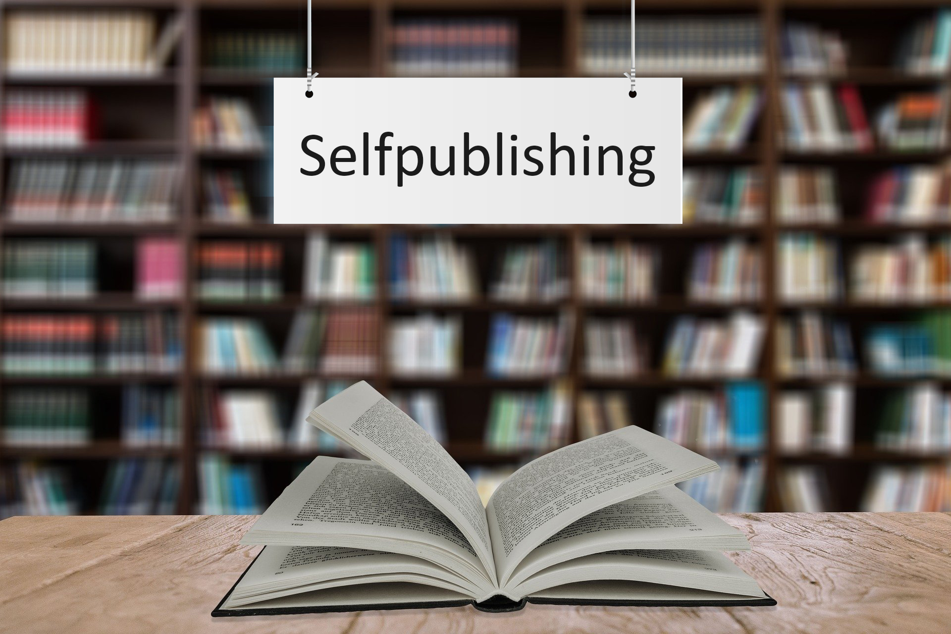 Selfpublisher im stationaeren Buchhandel